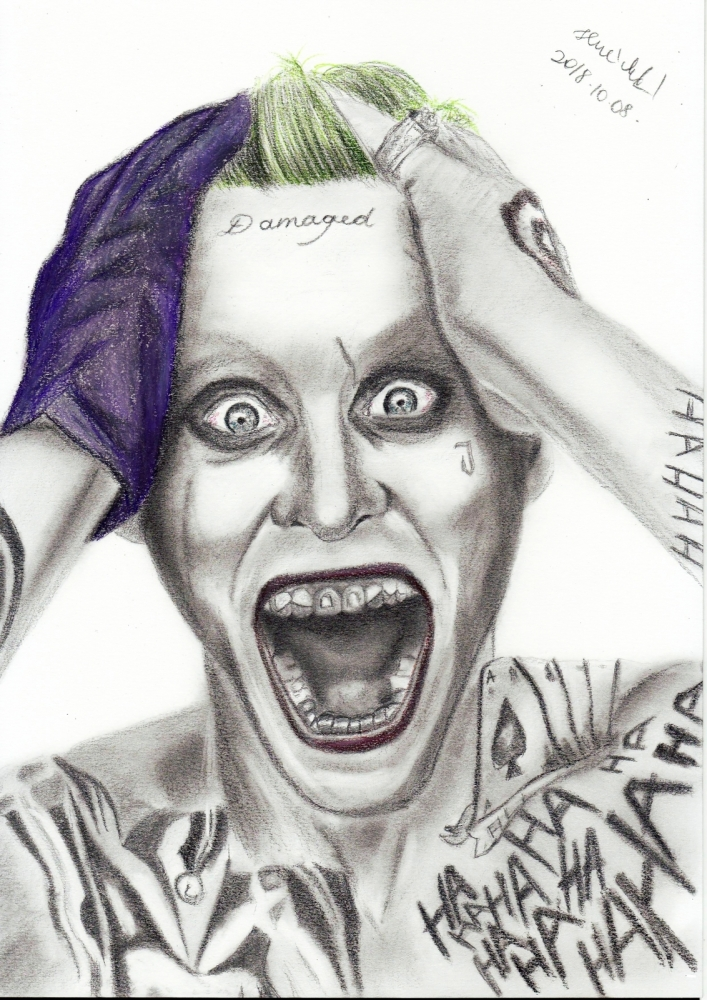 Jared Leto by mklari77